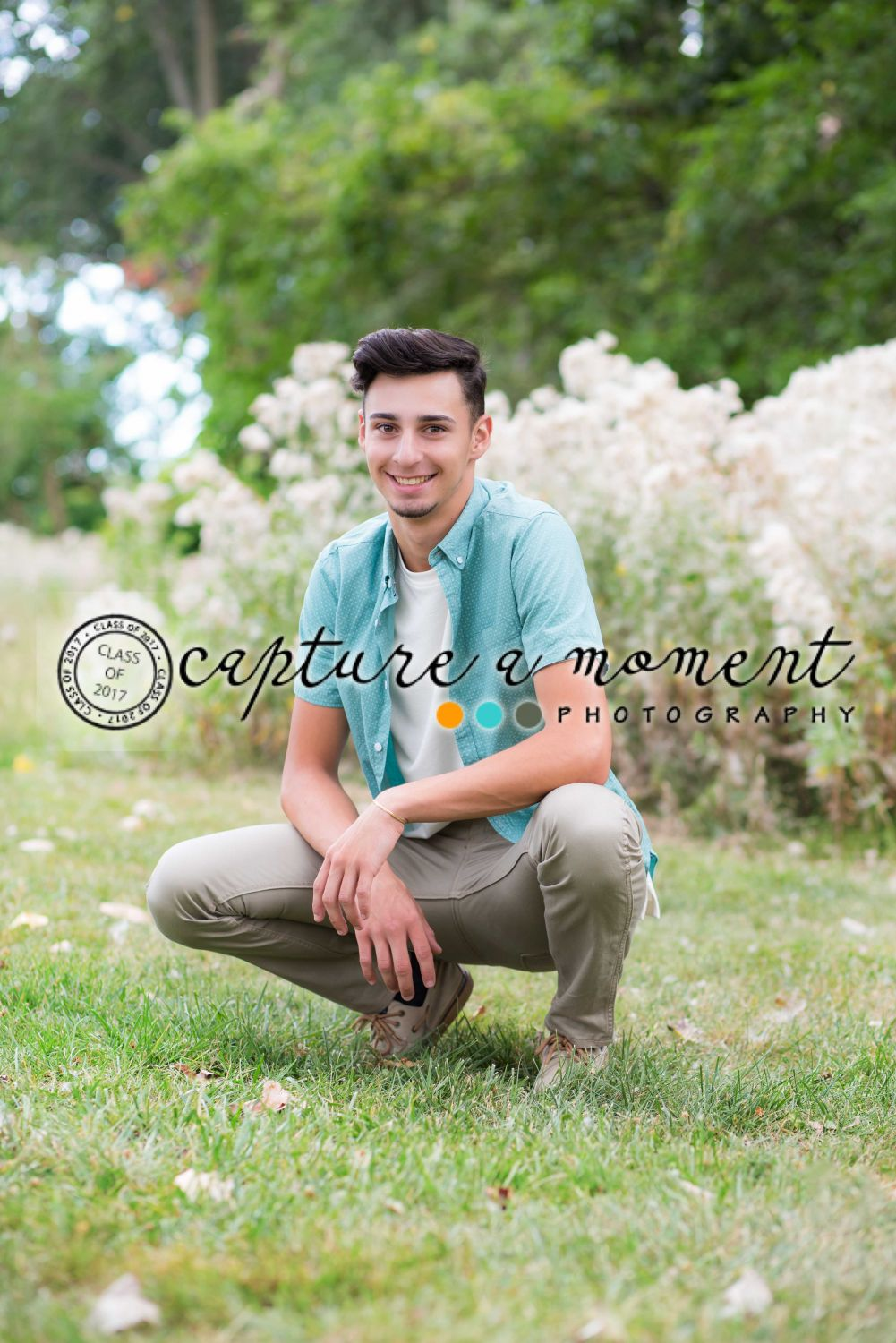 Spencer | L'Anse Creuse High School | Class of 2017 | High School Senior Photography