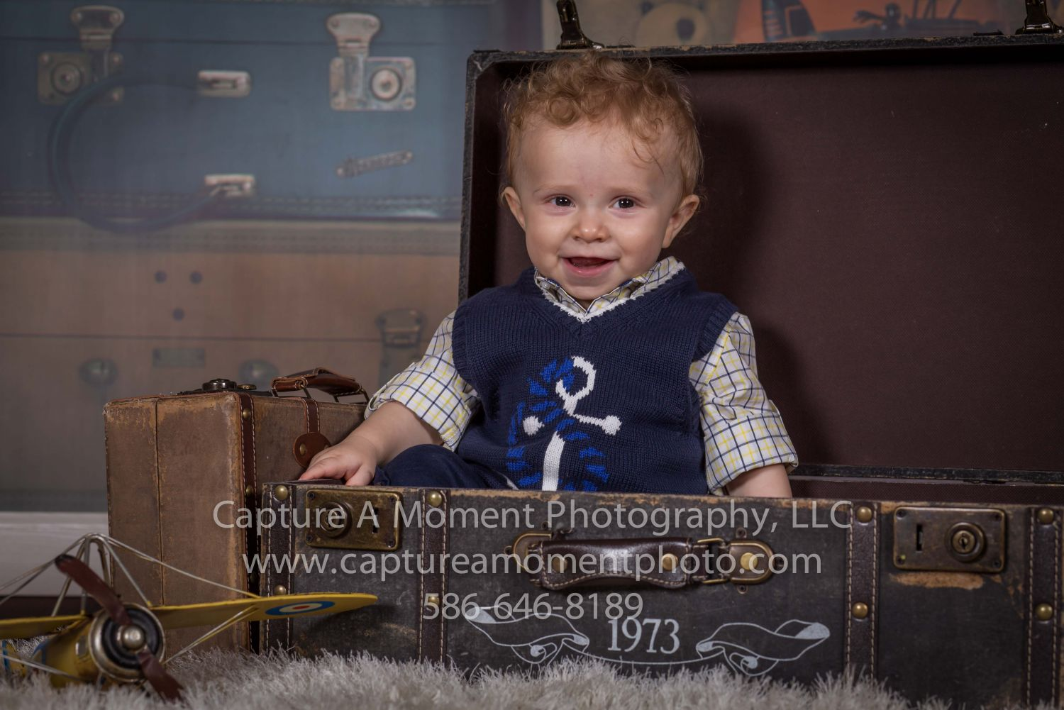 Connor | Family Photography | New Baltimore Photography Studio