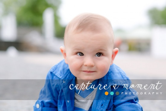 Connor | Family Photography - Blog - Capture a Moment Photography, LLC