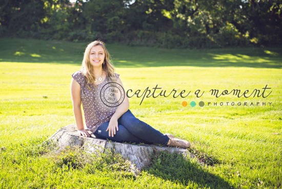 Natalie – L'Anse Creuse High School – Class of 2017 – High School Senior Photography