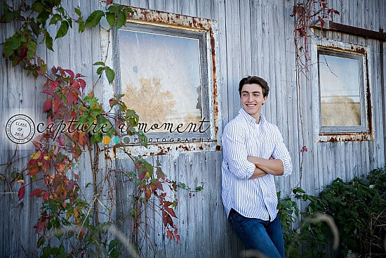 Evan - Anchor Bay High School - Class of 2018