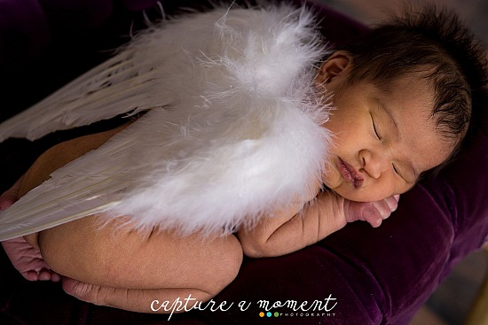 Baby Luna - Newborn Photography