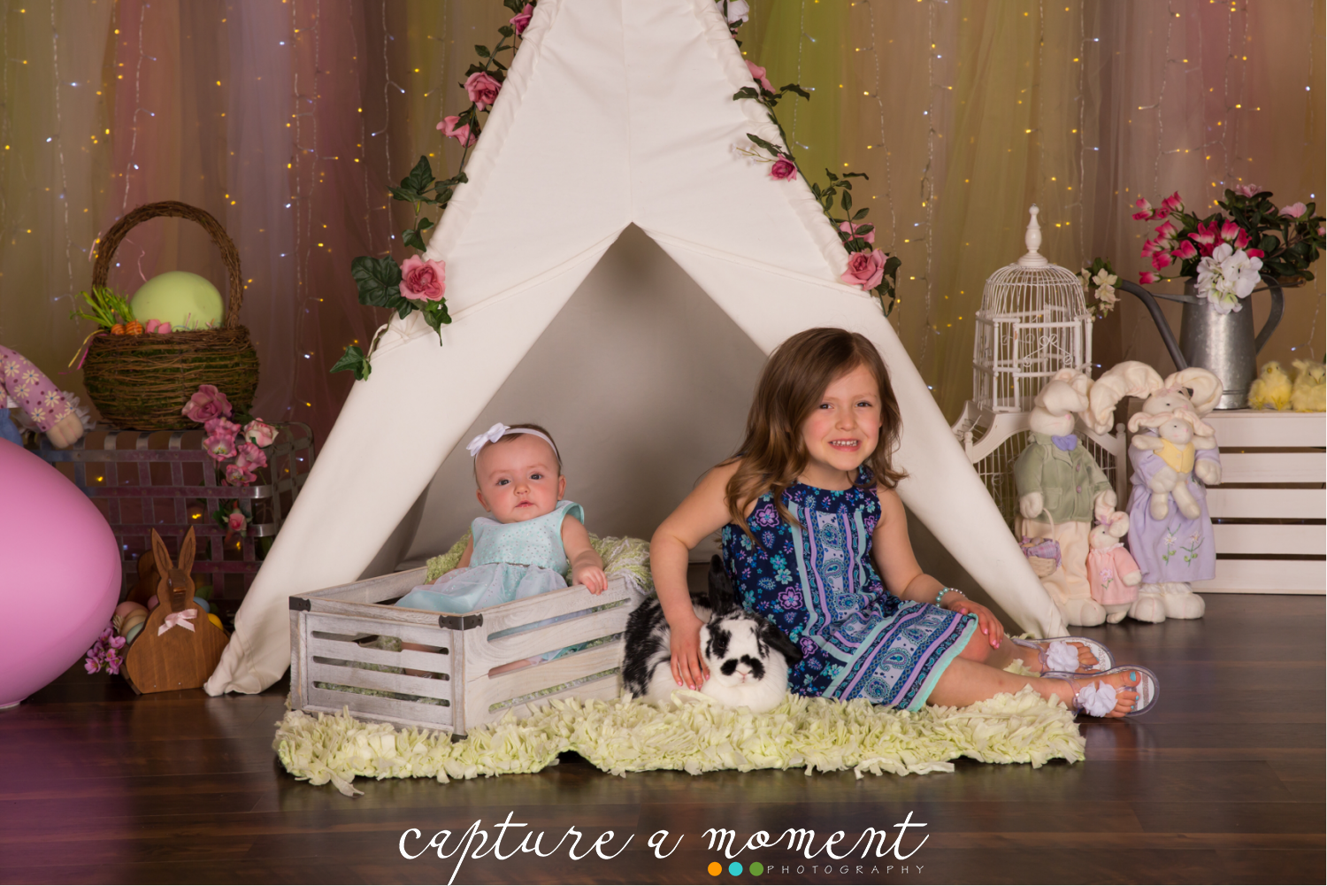 Piper & Mallory - Easter